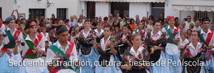 Fiestas Peñíscola