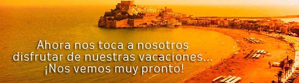 Vacaciones Peñíscola
