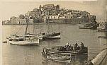 El puerto pesquero a mediados del s. XX
