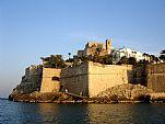 Peñíscola es... una fortaleza rodeada de mar