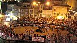 Fiestas Patronales de Peñíscola (Septiembre). Bou embolat