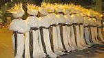 Fiestas Patronales de Peñíscola (Septiembre). Desfile de Moros y Cristianos