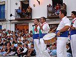 Fiestas Patronales de Peñíscola (Septiembre). Dolçaina i tamboret