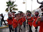 Fiestas Patronales de Peñíscola (Septiembre). Cabezudos