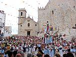 Fiestas Patronales de Peñíscola (Septiembre). Loa dels dançants a la Patrona