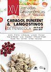 XIV Jornadas Gastronómicas del Caragol Punxent y el Langostino